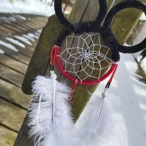 Mickey mouse dreamcatcher